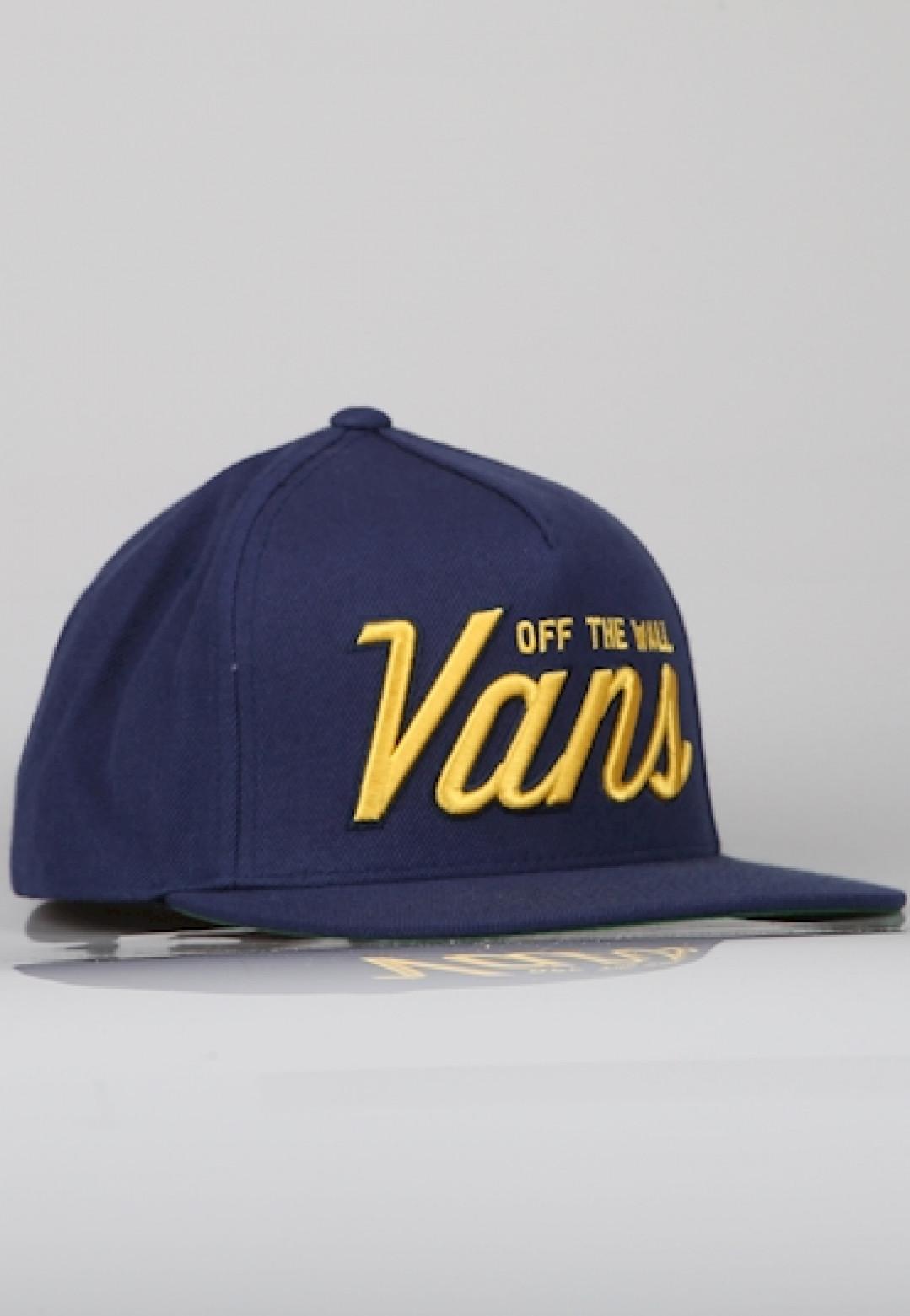 cappellino vans