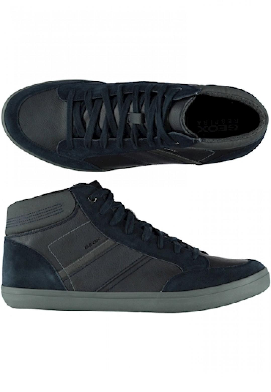 catalogo geox autunno inverno 16, Uomo Sneakers Geox BOX D