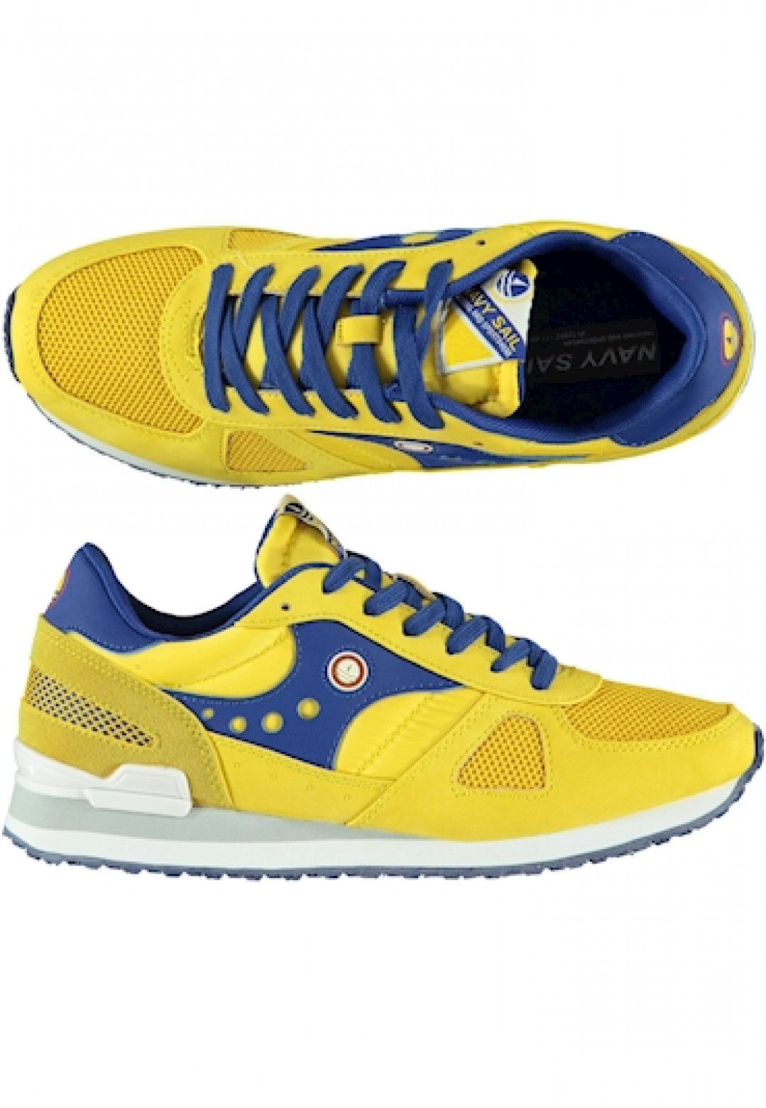 Navy Sail Sneakers Nsw913003