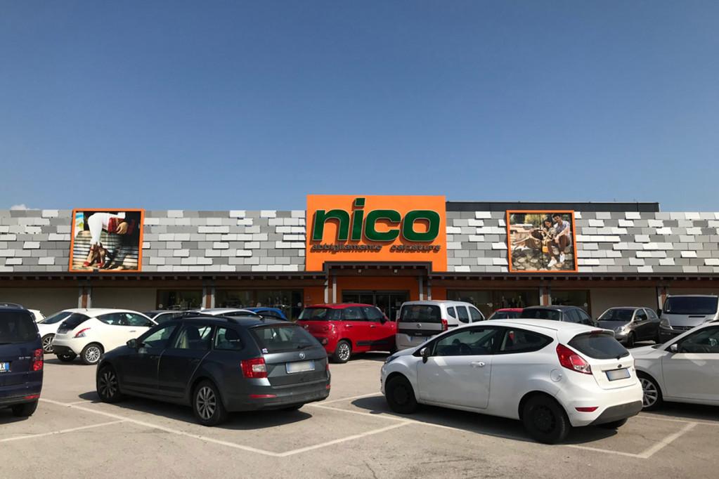 Vieni a trovarci nella nostra sede di Sedico | Nico